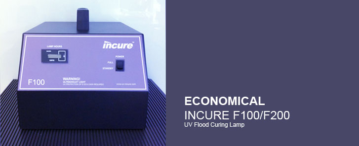Complete Uv Flood Lamp Curing Systems From Incure